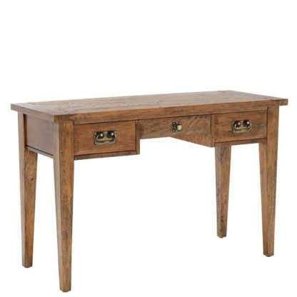 An Image of New Frontier Mango Wood Dressing Table