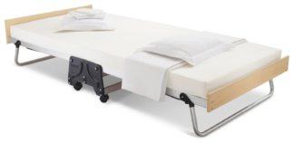 An Image of Jay-Be Folding J-Bed Memory e-Fibre Mattress - Single
