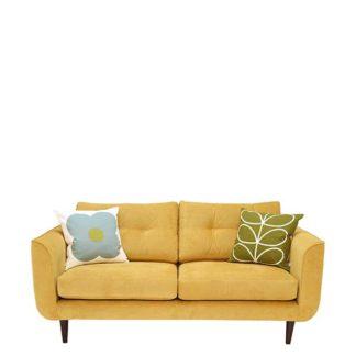 An Image of Orla Kiely Linden Medium Sofa