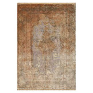 An Image of Artisan Rug Copper