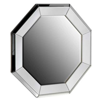 An Image of Octagon Wall Mirror