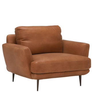 An Image of Pax Leather Maxi Chair