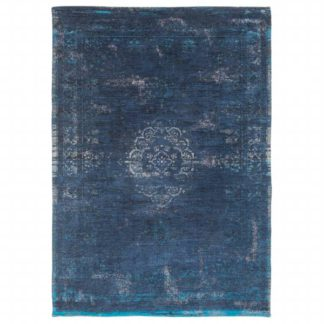 An Image of Fading World Blue Night Rug