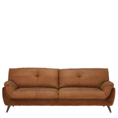 An Image of Jovi 3 Seater Sofa Stock
