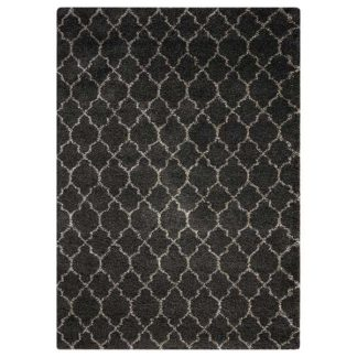 An Image of Amore 2 Rug Charcoal