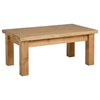 An Image of Tortilla Coffee Table Brown
