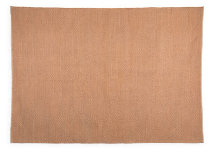 An Image of Linie Design Morini Rug Peach 140cm x 200cm