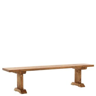 An Image of Covington Reclaimed Wood Dining Bench