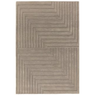 An Image of Form Rug Silver