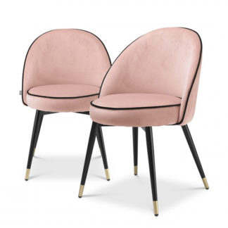 An Image of Cooper Set of 2 Dining Chairs