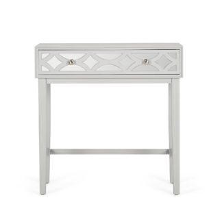 An Image of Delphi Dressing Table Grey