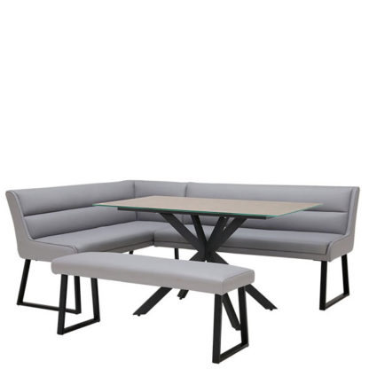 An Image of Ryker Right Hand Facing Corner Dining Set