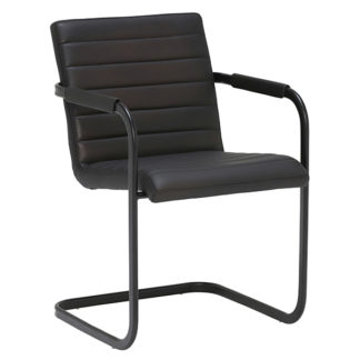 An Image of Dune Leather Armchair