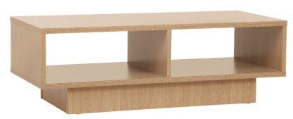 An Image of Habitat Cubes TV Unit - Oak Effect