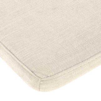 An Image of Carson Bench Topper Sienna Linen