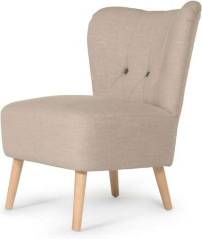 An Image of Charley Accent Chair, Biscuit Beige