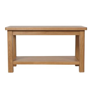 An Image of Ridley Small Coffee Table Brown