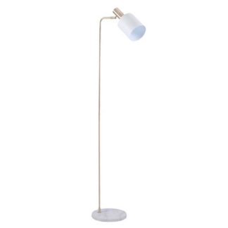 An Image of Marble Foot Floor Lamp
