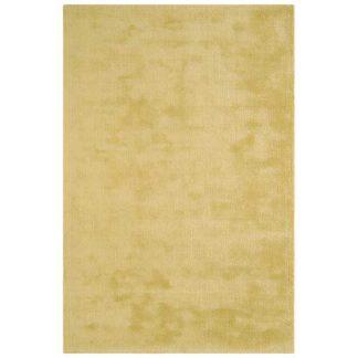An Image of Aran Rug Jasmine Yellow