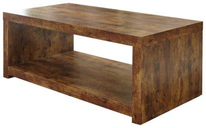 An Image of Jakarta Coffee Table - Mango Wood Effect