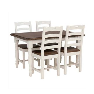 An Image of Carisbrooke Table 4 Chairs