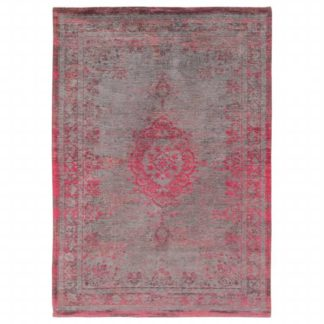 An Image of Fading World Pink Flash Rug