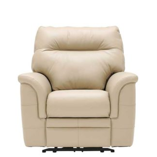 An Image of Parker Knoll Hudson Recliner Armchair Leather