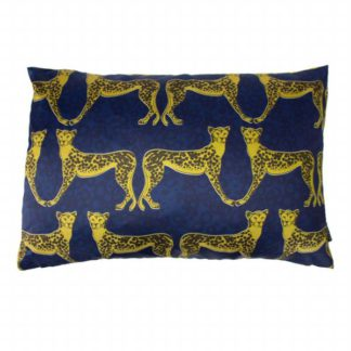 An Image of Leopard Cushion