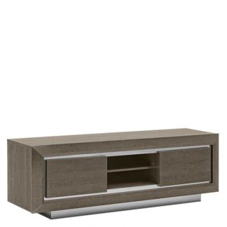 An Image of Tigbourne TV Unit Silver Birch
