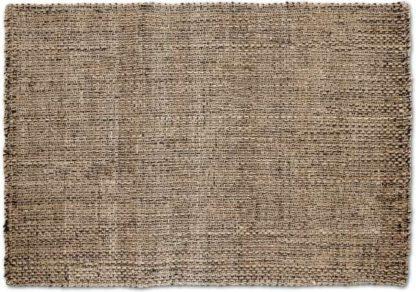 An Image of Riya Woven Jute Rug, Small 120 x 170cm, Natural