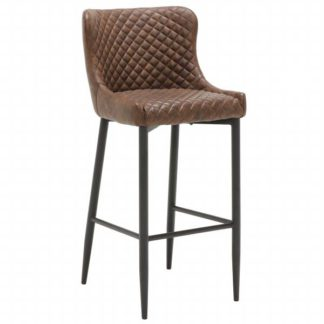 An Image of Rivington Upholstered Bar Stool