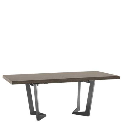 An Image of Tigbourne Extending Dining Table Silver Birch