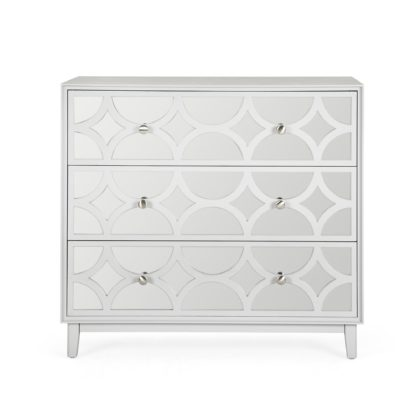 An Image of Delphi Chest of Drawers Grey
