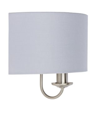 An Image of Argos Home Highland Lodge Wall Lamp