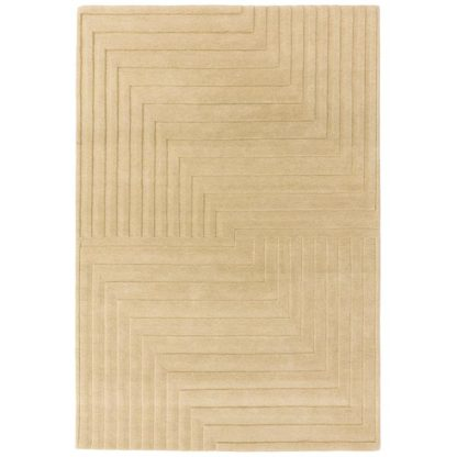 An Image of Form Rug Natural