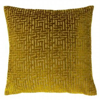 An Image of Deco Gold Cushion