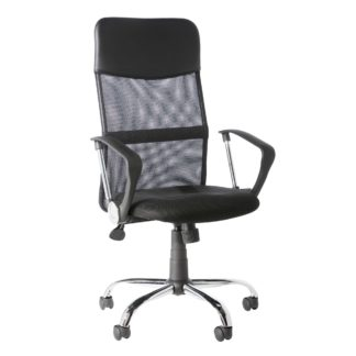 An Image of Orlando Office Chair Black