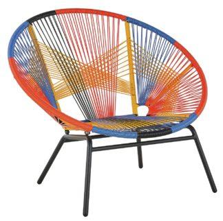 An Image of Habitat Jambi Garden Chair