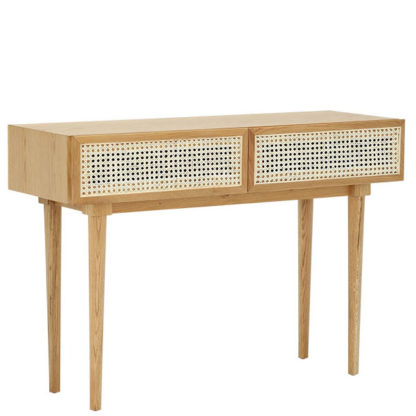 An Image of Hague Console Table Natural