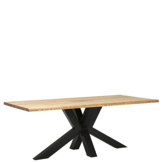An Image of Rockingham Star Base Dining Table