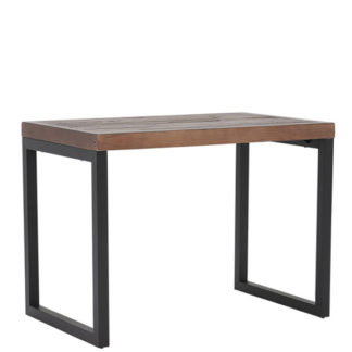 An Image of Tacoma Reclaimed Wood Long Bar Table
