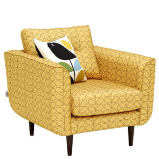An Image of Orla Kiely Linden Chair