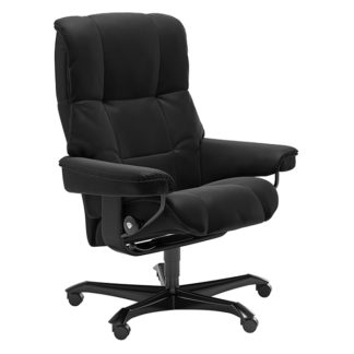 An Image of Stressless Mayfair Office Chair Quickship