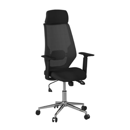 An Image of Clifton Office Chair Black