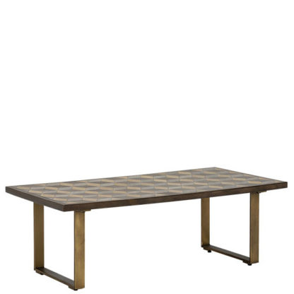 An Image of Facet Strip Leg Coffee Table