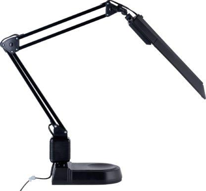 An Image of Argos Home LED Desk Lamp - Black