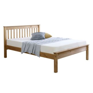 An Image of Chester Bed Natural