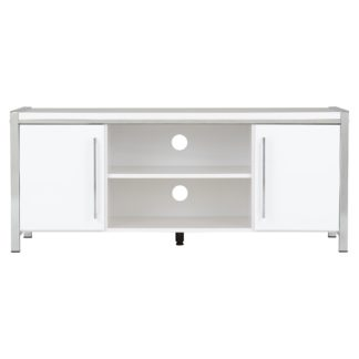 An Image of Charisma TV Stand Black