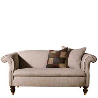 An Image of Harris Tweed Bowmore Petit Snuggle Chair