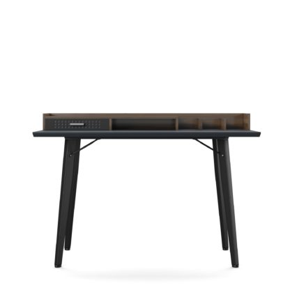 An Image of Memphis Desk Grey